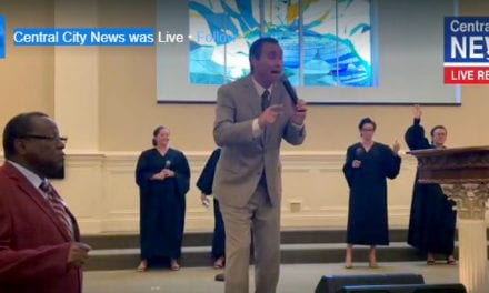 Insubordinate Louisiana Pastor Holds In-Person Church Service Notwithstanding House Arrest