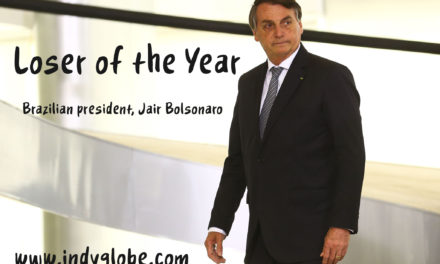the loser of the year