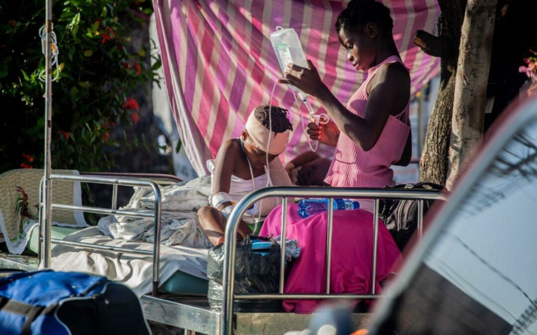 Haiti: Two months after the earthquake, health needs remain high